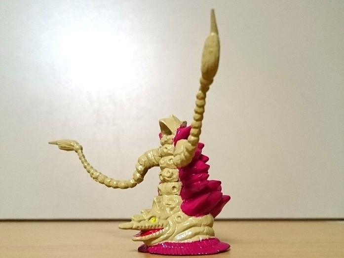 ウルトラマンティガ怪獣 ティガモンスター超全集 リトマルス0