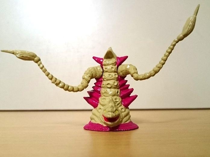 ウルトラマンティガ怪獣 ティガモンスター超全集 リトマルス