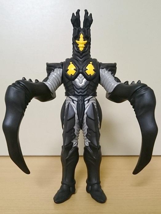 ウルトラ怪獣オーブ ハイパーゼットン(デスサイス)0