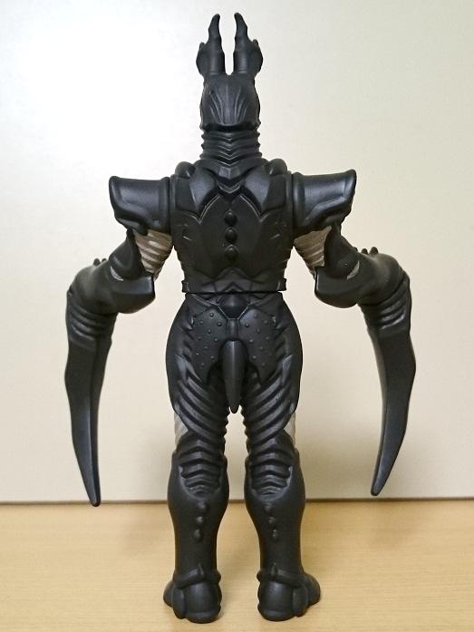ウルトラ怪獣オーブ ハイパーゼットン(デスサイス)1