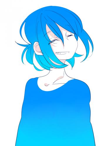 ブルーもるさん