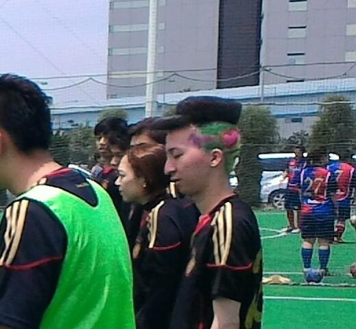 フットサル 試合1