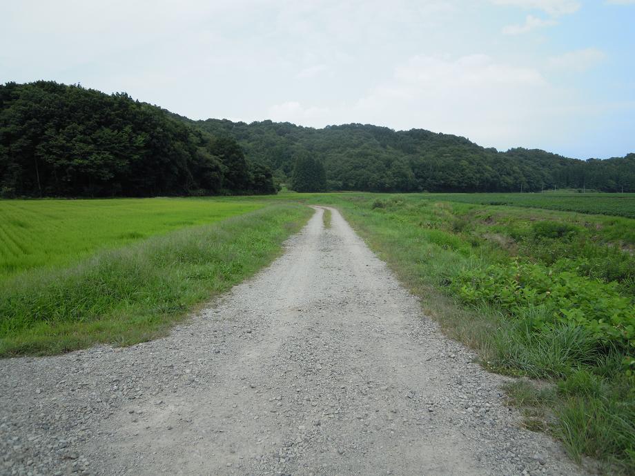 福島2 猪苗代1 農道