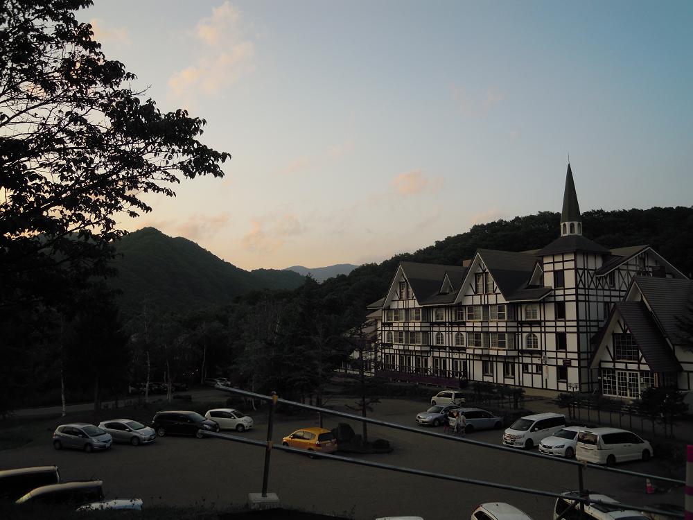 福島2 ホテル2 全景