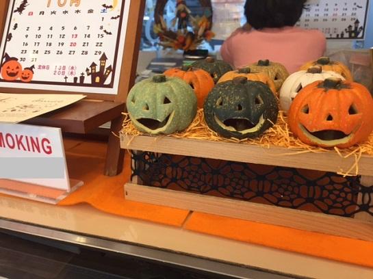 かぼちゃ君達