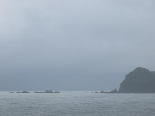 台風12号の影響が少なく安堵!