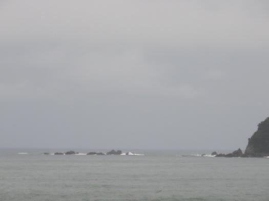 台風ウネリは徐々に!