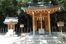 12:30 六甲山神社、百太夫神社