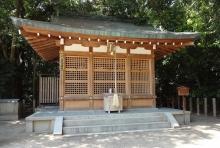 12:30 大國主西神社