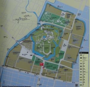 8:04 姫路城周辺マップ