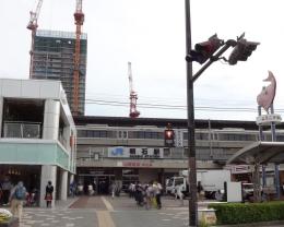 15:05 JR明石駅・山陽明石駅 北口