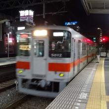 19:39 山陽明石駅にて