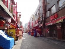 8:22 朝の中華街