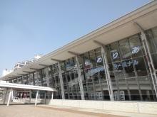 9:07 中突堤中央ターミナル
