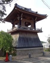 15:55 温泉寺の鐘楼