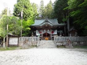 16:00 温泉神社