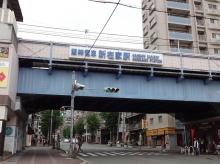 11:27 阪神 新在家駅そば