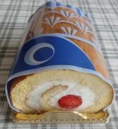 鯉のぼり風 ロールケーキ