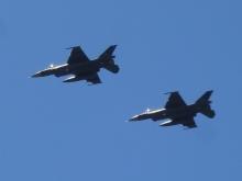 11:35 航空自衛隊 編隊飛行