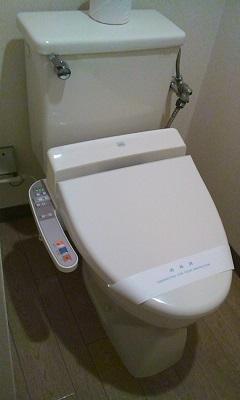 バストイレ別はありがたい