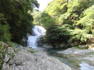 雫の滝2016⑤
