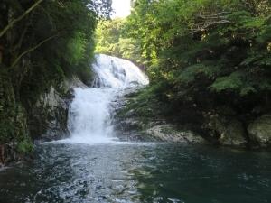 雫の滝2016⑧