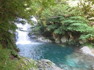 雫の滝2016⑨