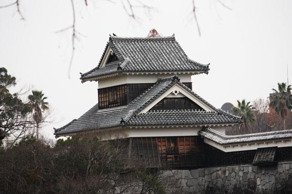熊本城 やくら