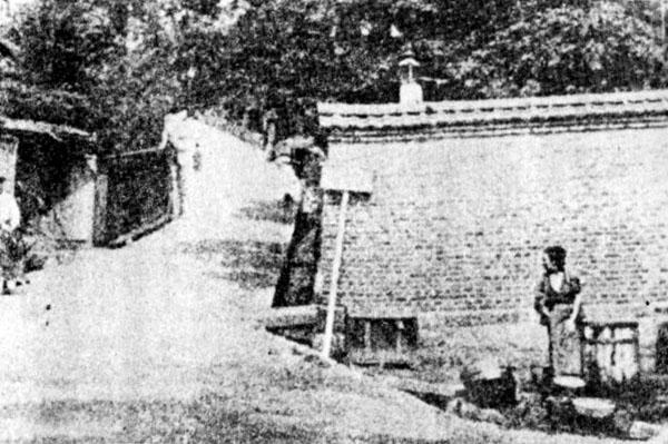 昭和初期の「堀兼(ほりがね)の井戸