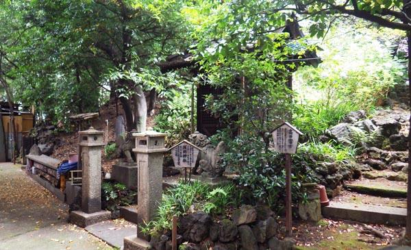 髙田富士の麓 浅間神社