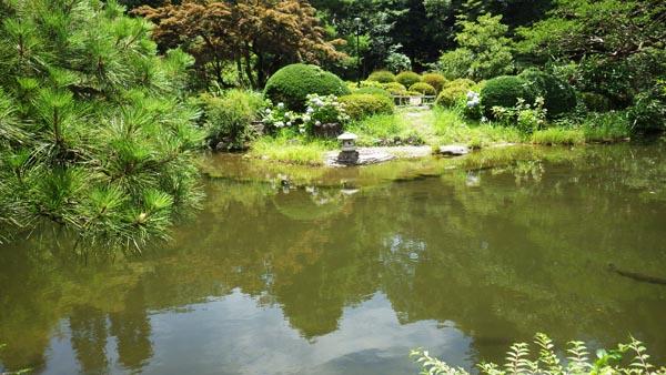 甘泉園 池
