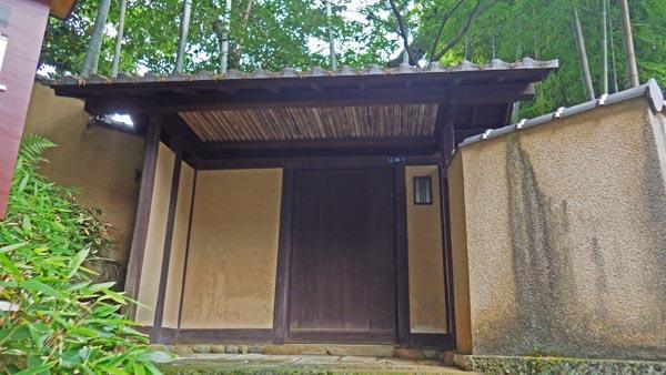 林芙美子記念館 終焉の家