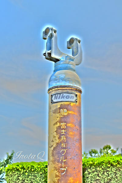 Nikon望遠鏡跡02