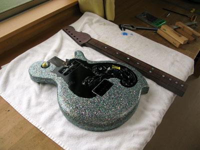 シェルトップギター07