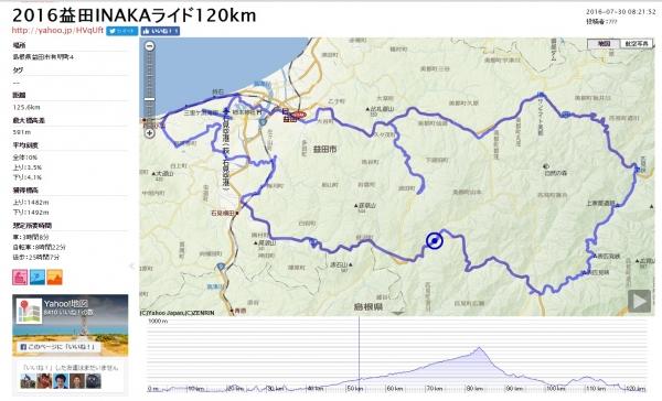 120kmコース