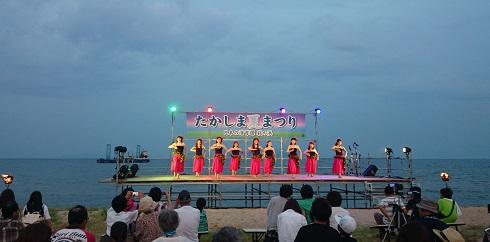 2016 8月 高島夏まつり