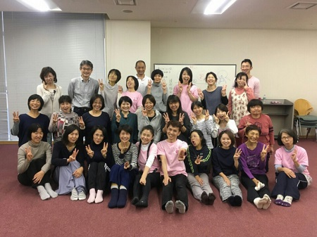 2016 10 29 集合写真 変顔