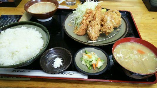 栄ちゃん定食