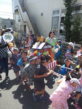 ブログ夏祭り1