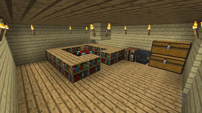 地下2階、エンチャント場、700.393