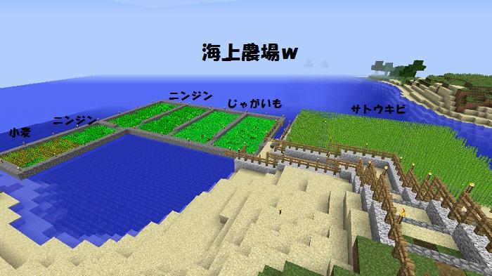 海上で農場やってますw、700.393