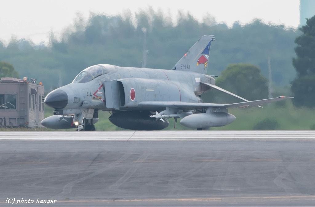 F-4EJ改 スクランブル03