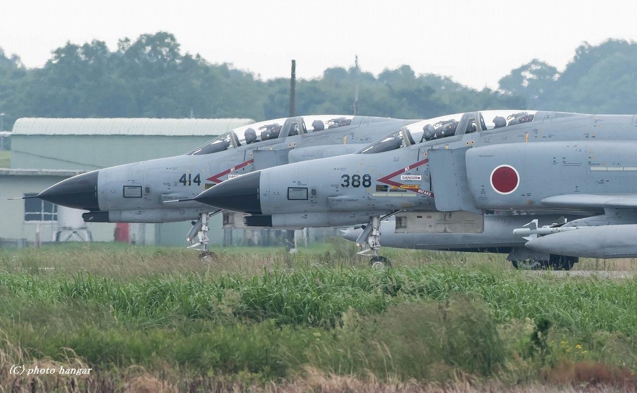 F-4EJ改 スクランブル01
