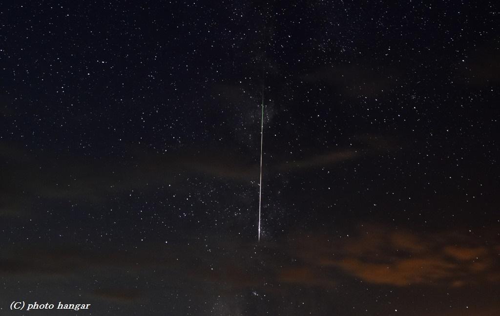 Perseid Meteor Shower 201608