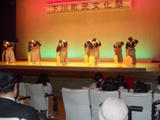 20161029_下川町民文化祭出演