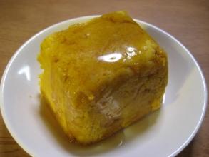 161011おからかぼちゃケーキ②