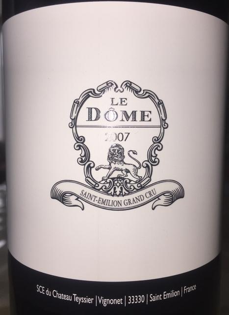 Le Dome 2007 part1