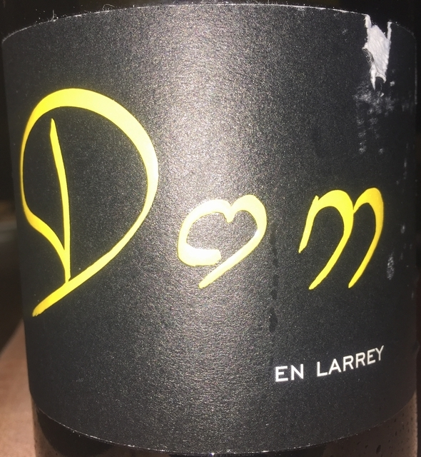 Dom Marsanney Blanc Guillon Dominique 2014 part1