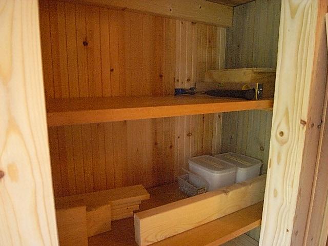 収納小屋棚