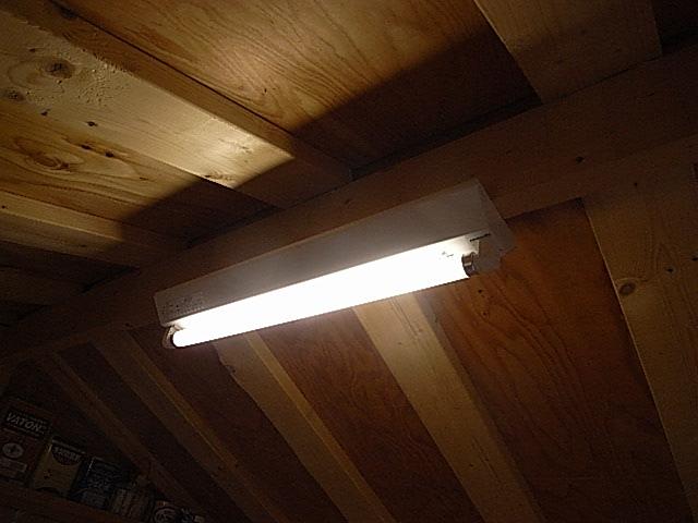小屋照明3